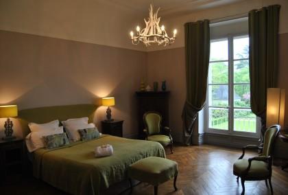 Accueil ch teau la touanne chambres confortables dans for Prix chambre chateau vallery