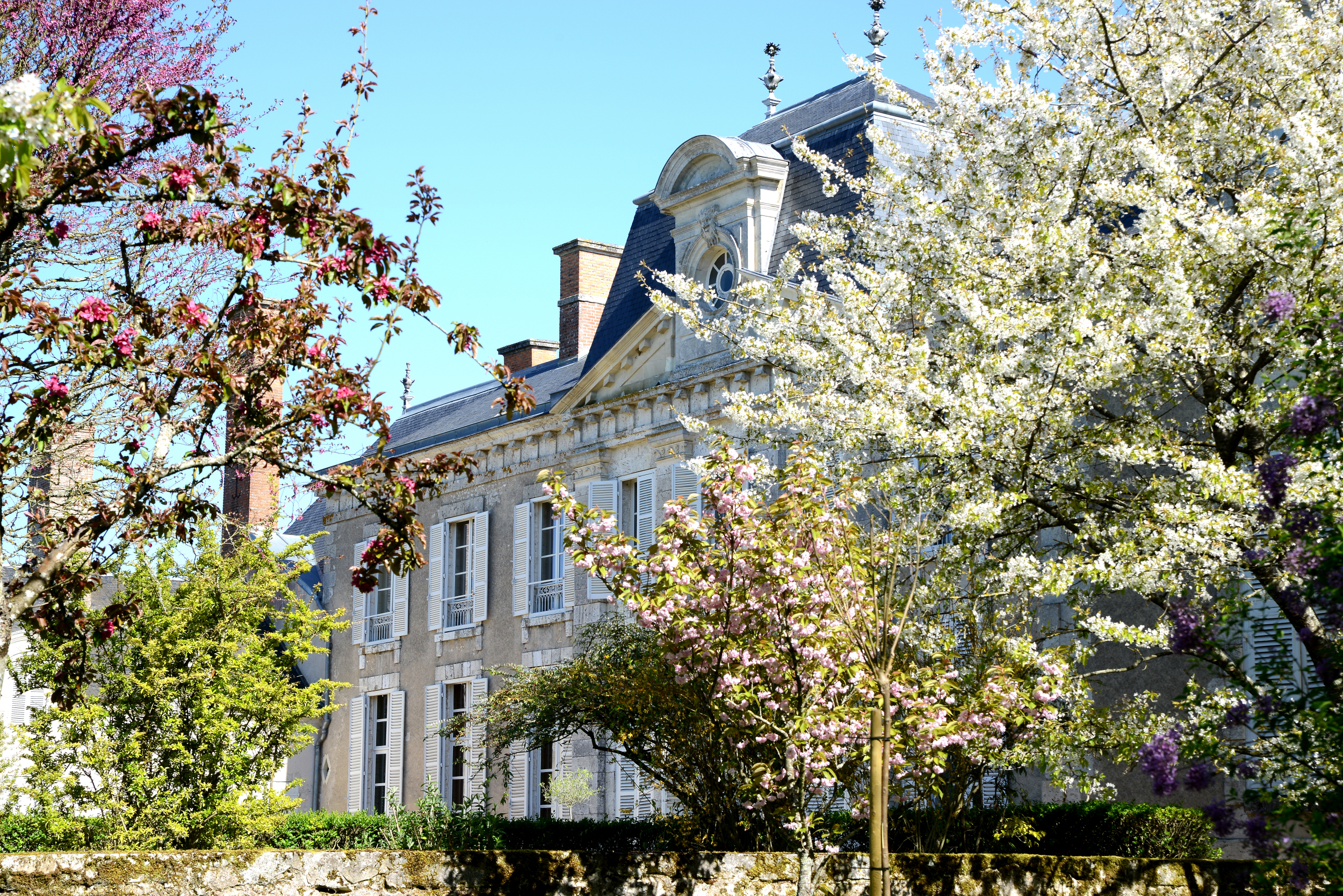 Booking ch teau la touanne quality rooms in loire for Prix chambre chateau vallery