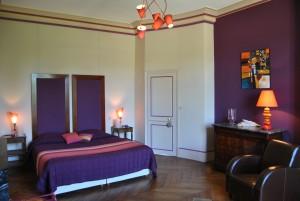 Chambre Contemporaine Chateau