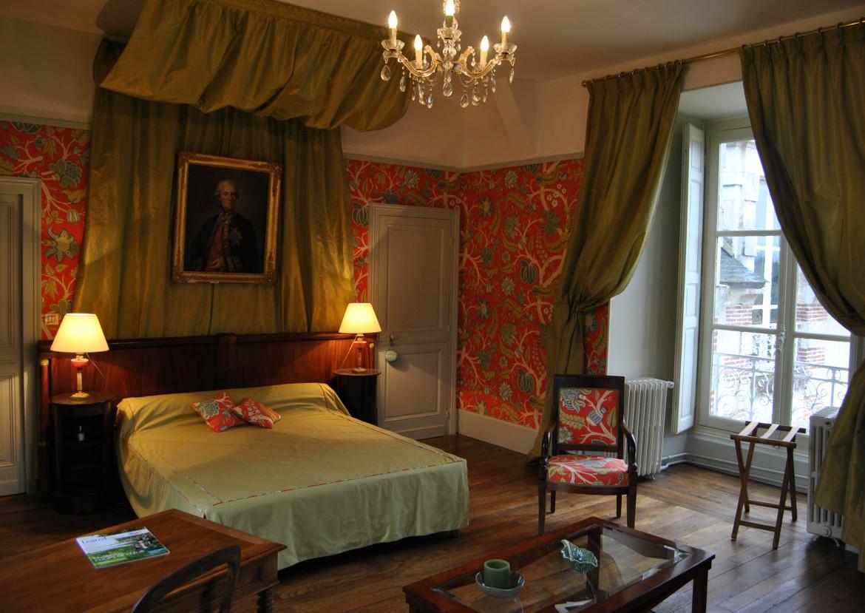 Chambre Du Parc Chateau Chateau La Touanne Chambres Confortables